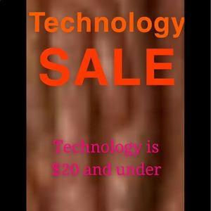 Technology Sale